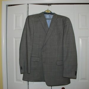 mens suit coat, tommy hilfiger